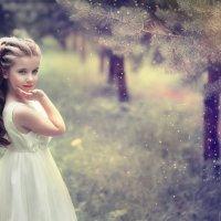 принцесса в сказочном лесу :: Ольга Гребенникова