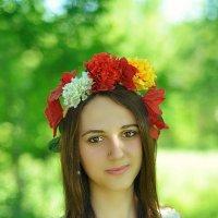 Моя любимая модель! :: Вика К.