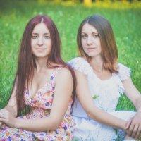Катя и Ира :: Виктория Ковальчук