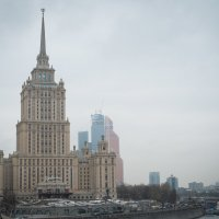 "Гостиница ""Украина"" :: Александр Яблоков"