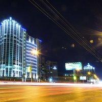 Ночная магистраль :: Сергей Аникин
