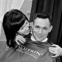 New stylish haircut :: Николай Воробьёв