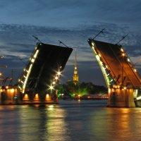 Биржевой мост :: максим лыков