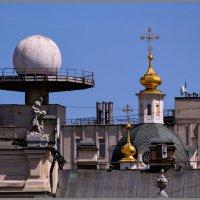 Московских крыш многообразие... :: Irina-77 Владимировна