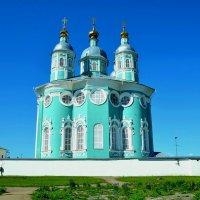 Свято Успенский кафедральный собор :: Милешкин Владимир Алексеевич