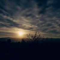 Восход Луны :: Zifa Dimitrieva