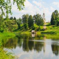 река Руза в июне :: Андрей Куприянов