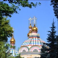 Свято-Вознесенский Православный Собор. :: Anna Gornostayeva