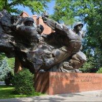 Мемориал воинской славы. :: Anna Gornostayeva
