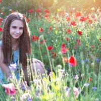 солнечное лето *** :: Райская птица Бородина