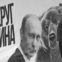 А друг ли он Путину? :: Владимир Питерский