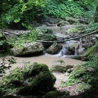 Водопады Руфабго :: Екатерина Комарова (Седых)