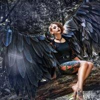 Ангел :: Екатерина Казачухина