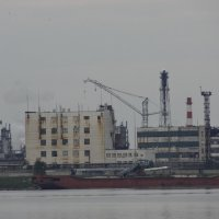 Промышленный город- Березники- республика химии на Каме :: Андрей Бабушкин