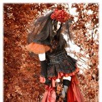 Lady Vamp :: Темновест Болотный