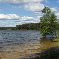 Озеро Большой Еланчик. :: Надежда