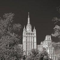 Высотка на Пресне (Москва) :: Сергей Фомичев