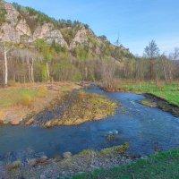 Извилистая река :: Любовь Потеряхина