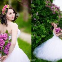 Невеста в сирени :: Екатерина Куница