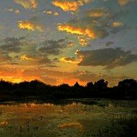Вечерние краски заката :: И.В.К. ))