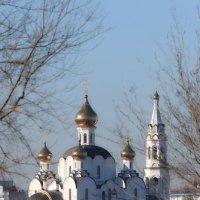 Свято-Иверский монастырь :: Nyusha