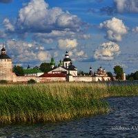 Кирилло- Белозерский монастырь :: Алексей Векшарев