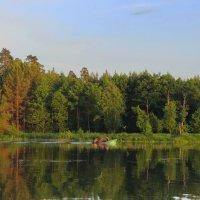 на реке :: Сергей Цветков