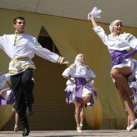 Умеем же мы танцевать! :: Валерий Чепкасов
