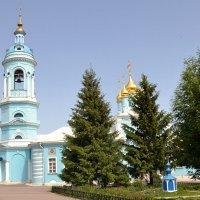 Богоявленский храм :: Владимир Болдырев