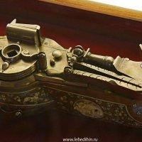 Затвор старинного ружья :: Dmitry Swanson
