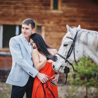 Love story :: Александр Ларьков