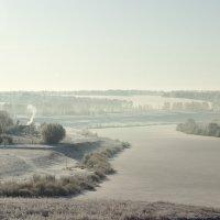 Морозное утро :: Юрий Сыромятников