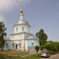 Покровская церковь в Коломне :: Владимир Болдырев