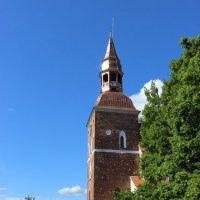 Лютеранская церковь Св.Симеона. :: Mariya laimite