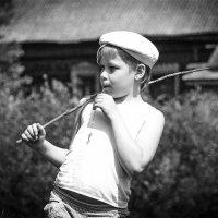 первый парень на деревне :: Олька Никулочкина