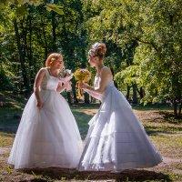 Встреча двух невест :: Игорь Вишняков
