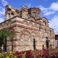 Развалины церкви в древнем Несёбре (Болгария) :: Эльдар (Eldar) Байкиев (Baykiev)
