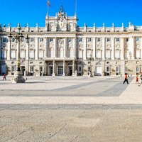 Королевский дворец в Мадриде :: Александр