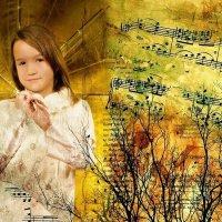 Музыка дождя... :: Ольга Сергеева