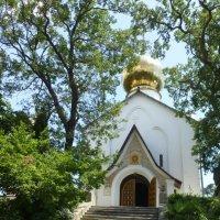Церковь Святого Николая Чудотворца :: Наиля