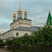 Макарьевский женский монастырь. :: Владимир Новиков