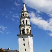 наклонная башня :: сергей вдовин