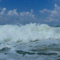 Волна штормовая. :: Чария Зоя