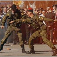 Рукопашный бой со штыком :: Кай-8 (Ярослав) Забелин