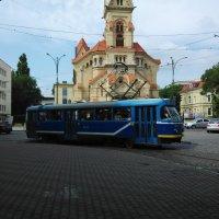 Кирха Св. Павла в Одессе :: Александр Скрытый