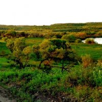 В долине реки :: Милла Корн