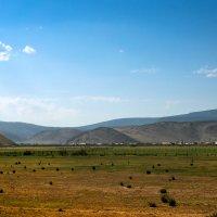 В долине :: Хась Сибирский