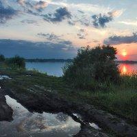 закат после дождя :: sergej-smv