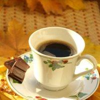Осенний кофе :: Nyusha