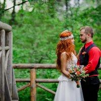 Свадьба в стиле Бохо :: Екатерина Южакова
